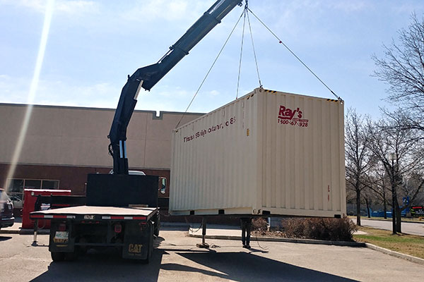 Ray's Moving and Storage - Container Services and Portable Storage