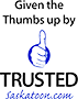 Ray's Moving and Storage - Given the Thumbs Up by trustedsaskatoon.com